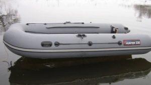 Лодки «Хантер»: характеристики, модельный ряд и правила выбора