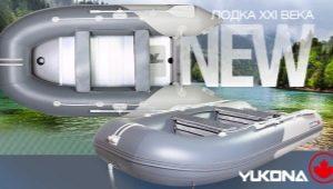 Лодки Yukona: разнообразие моделей и рекомендации по выбору