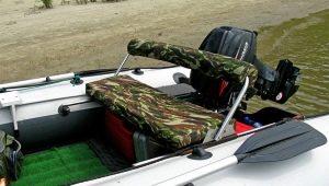 Сиденья и кресла в лодку: виды, популярные модели и советы по выбору