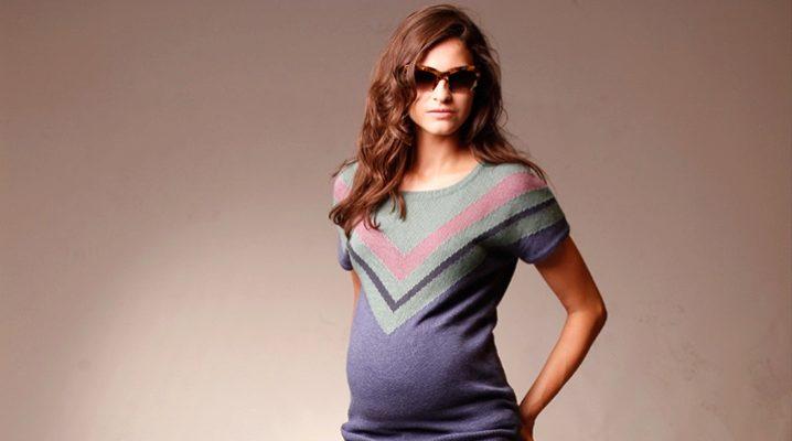 Джинсы для беременных своими руками