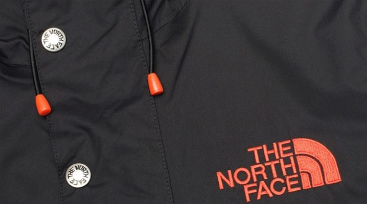 Анораки The North Face