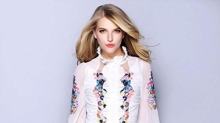 af5d8b6c3ae Блузки из шелка (80 фото)  с чем носить шелковые блузки