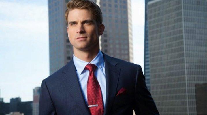 Как правильно сочетать рубашку с галстуком и костюмом