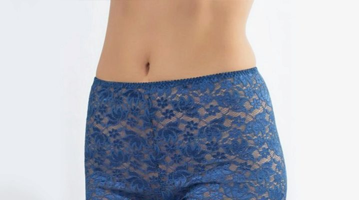 Панталоны большого размера