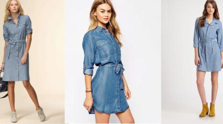 1672972cedaa Платье-рубашка 2019 – 179 фото: модные новинки, фасоны и стили