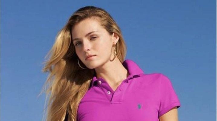 Рубашка-поло - обзор популярных моделей