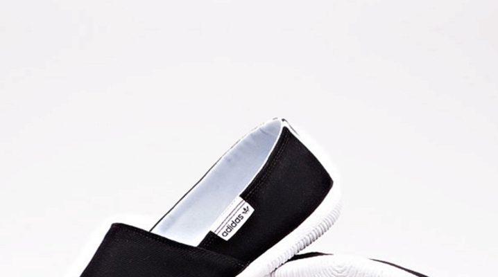Слипоны от Adidas