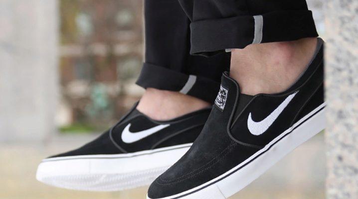 Слипоны от Nike