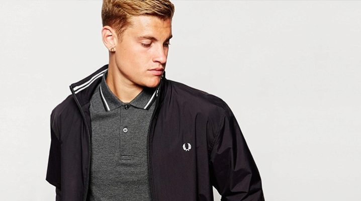 Ветровки Fred Perry