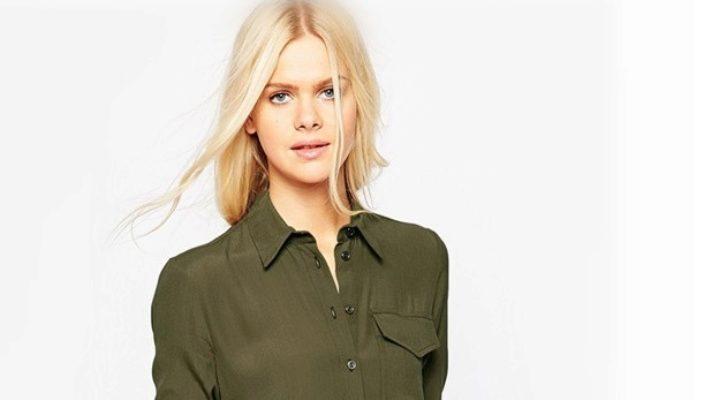 Зеленая рубашка: модные модели и с чем ее носить?