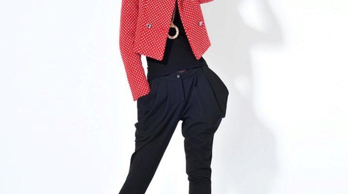 Женские брюки-галифе