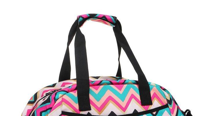 Дорожная женская сумка - стиль и качество