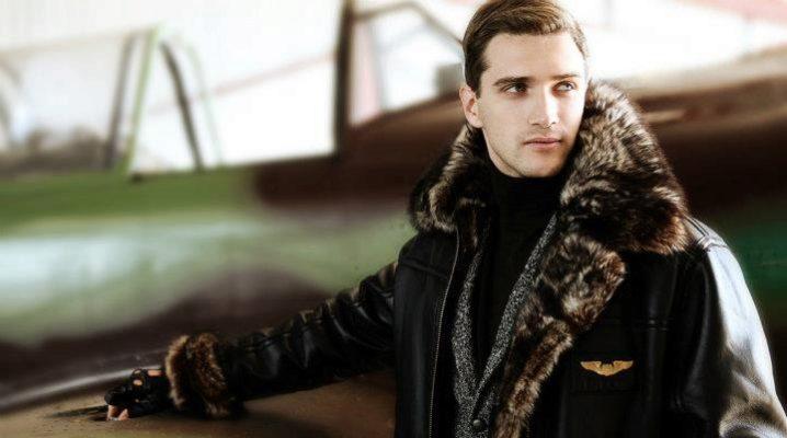 Кожаные лётные куртки: кожаные, ВВС СССР и США