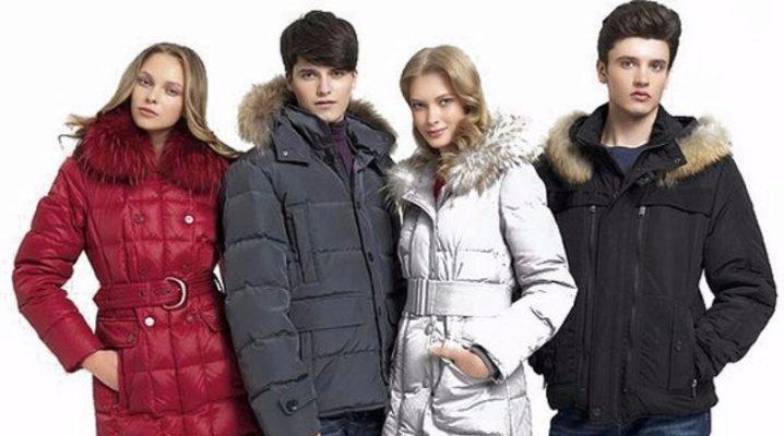 Куртки-пуховики для мужчин, женщин и детей