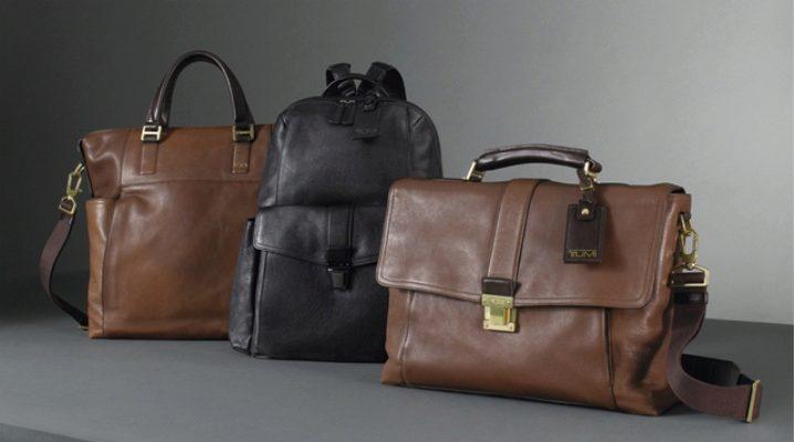 Модные мужские сумки 2018 года