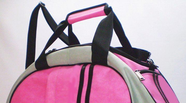 c15705a6dced Спортивные сумки женские 2019 (68 фото): для фитнеса, через плечо ...