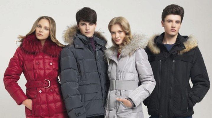 Модные зимние куртки 2017 для женщин, мужчин и детей