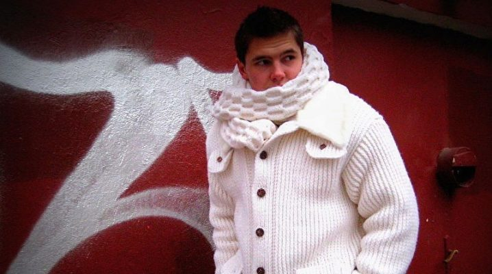 Мужские белые куртки
