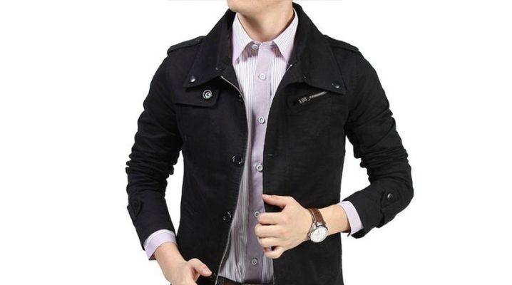 Мужские куртки на весну-осень