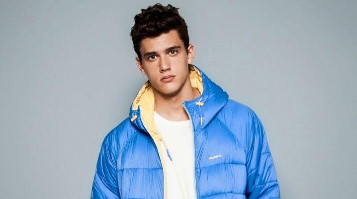 Спортивные мужские куртки