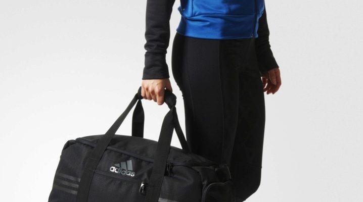 eeddfdcb9da6 Спортивная сумка Adidas: мужские и женские (40 фото)