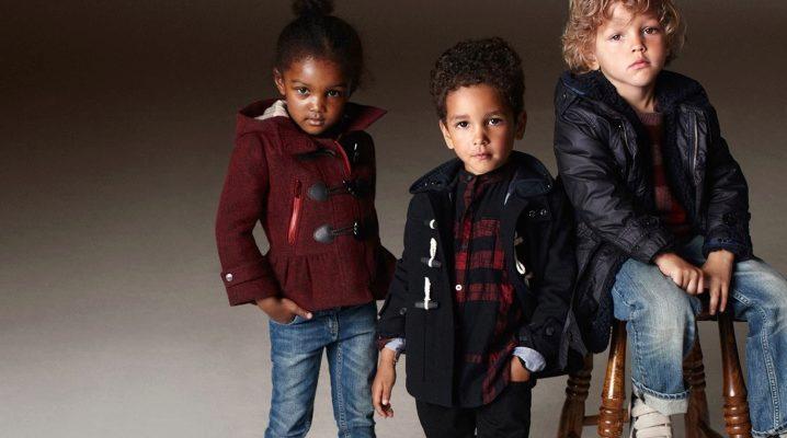 Стильные куртки для мальчиков и девочек сезона весна-осень 2017 года
