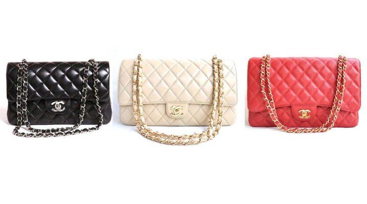 Сумка Chanel на цепочке - олицетворение хорошего вкуса