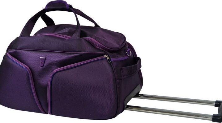 Сумка на колесах с выдвижной ручкой: сумка-тележка, сумка-чемодан, хоккейные, складная, Dakine