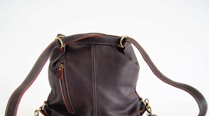 Сумка-рюкзак трансформер для мужчин и женщин
