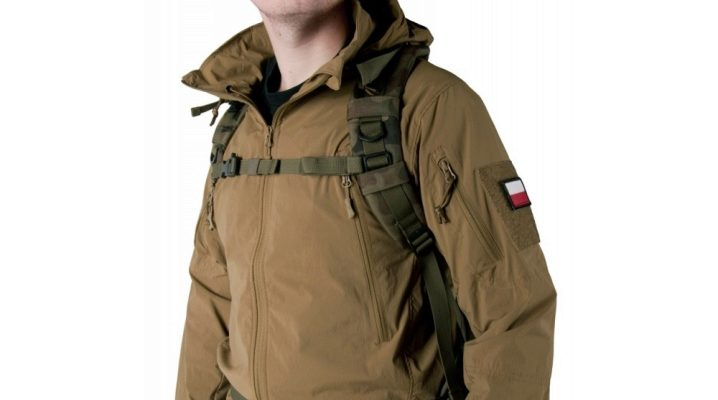 Тактическая куртка - популярный выбор для активного отдыха