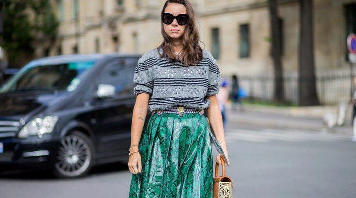 Женская рубашка в полоску: с чем носить?
