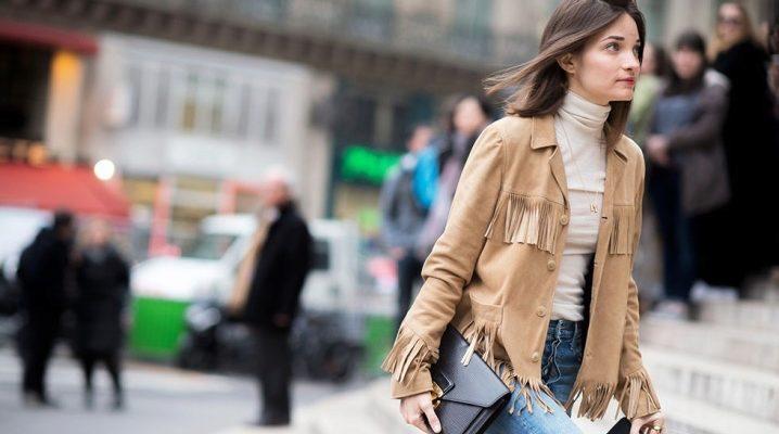 Женские и мужские замшевые куртки: с чем носить и как ухаживать
