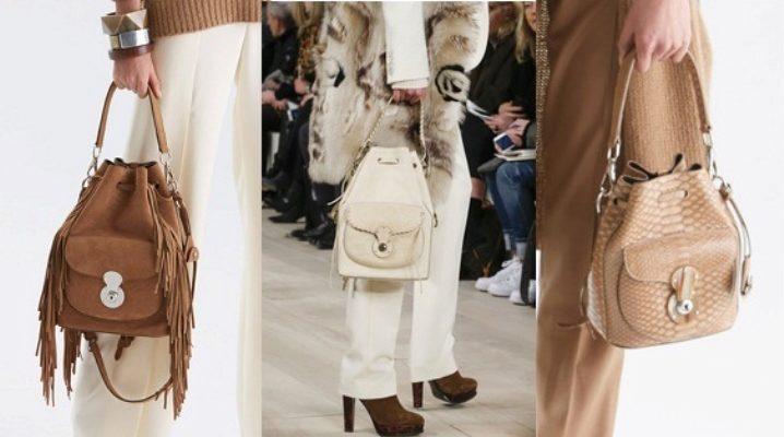 Женские модные сумки 2018 года