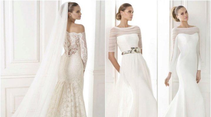 Cтильные свадебные платья 2019 года