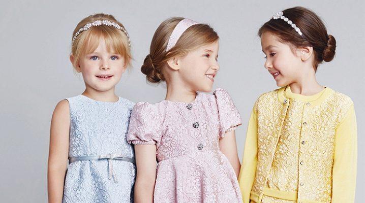 d46a946555c365c Детские нарядные платья (96 фото): на осенний бал для девочки, на ...