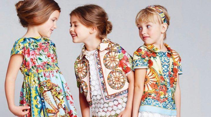 89aecf431b3 Платья для девочек 6-7 лет (76 фото)  модные