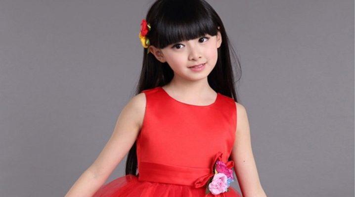 Детские платья для юных модниц 4-5 лет
