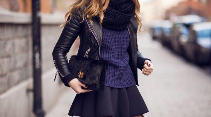 320b0102f6f Как правильно носить свитер и юбку
