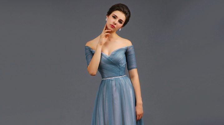 Красивые модели вечерних платьев