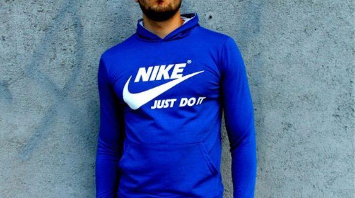 dec18fbc Мужские толстовки Nike (33 фото): модели на молнии