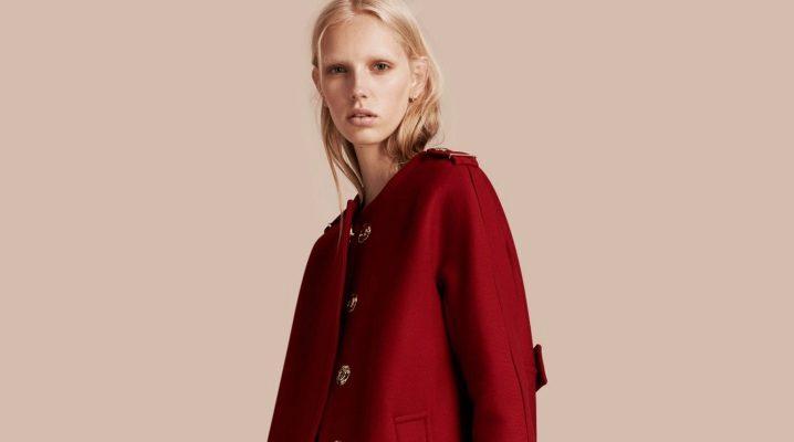Пальто от Burberry