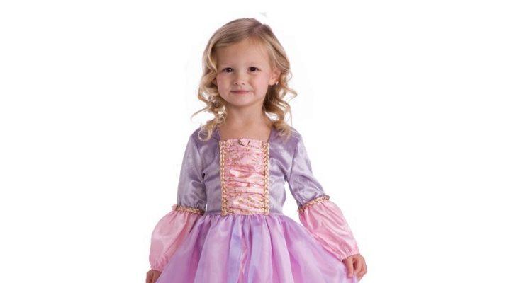 Платье принцессы для девочки - какое оно?