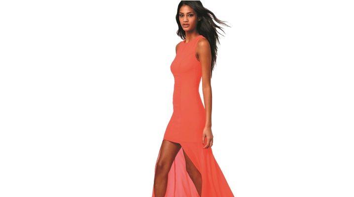 9beab057b3f Платье сзади длинное спереди короткое (91 фото)  как называется ...