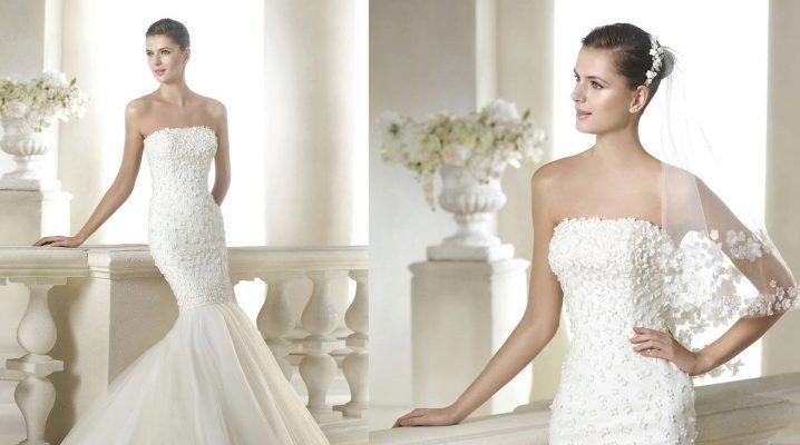 Свадебное платье-трансформер 2016