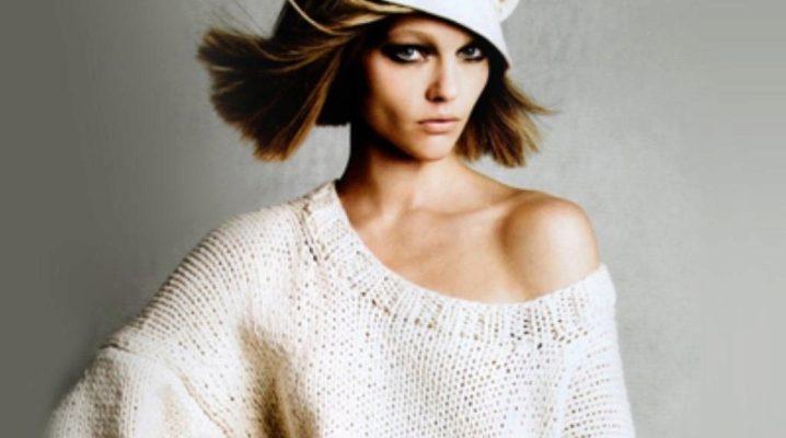 Теплый свитер для суровой зимы