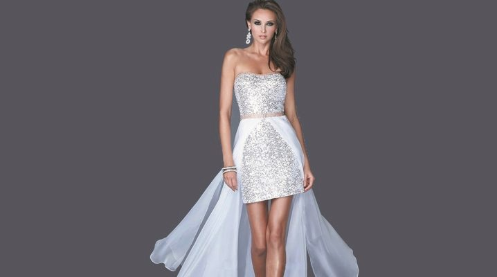 Вечерние платья со шлейфом – почувствуй себя королевой! 35427219ad2