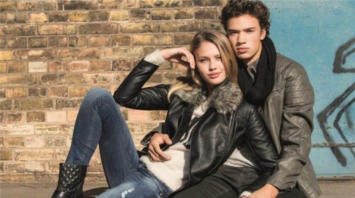 Женские и мужские тёплые куртки