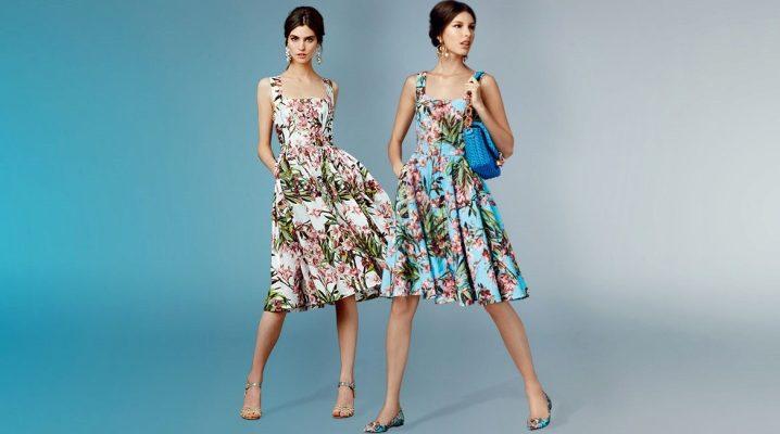 d0adbb80ef8 Фасоны и модели летних платьев и сарафанов 2019 (77 фото)  длинные ...