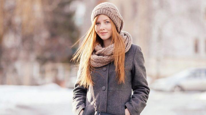 Как красиво завязать шарф на пальто? (+ оформителю в статью нужно добавить видео)