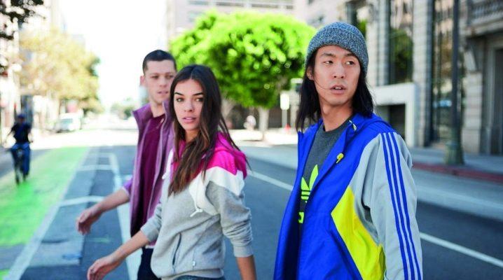 Олимпийки от Adidas